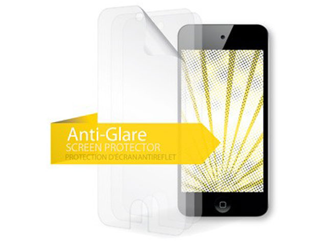 Griffin TotalGuard 3-pack Matte Screenprotector voor iPod touch 5G/6G