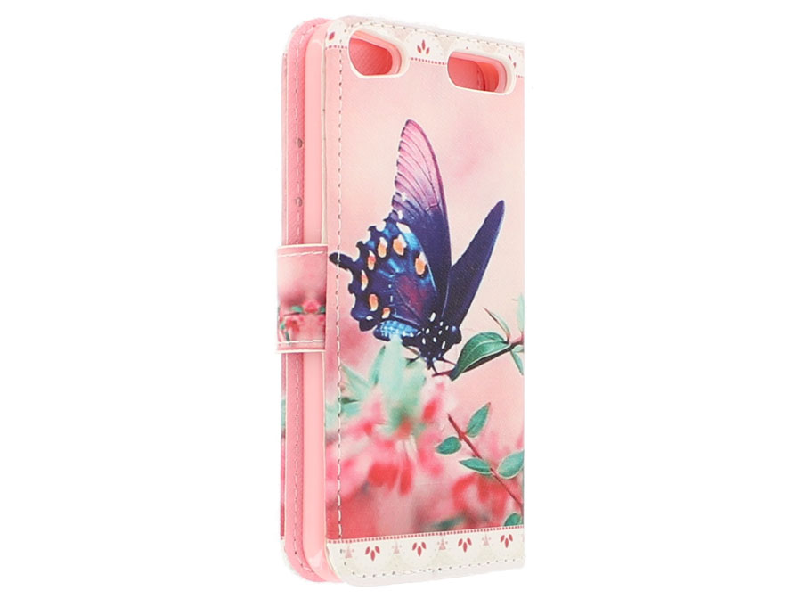 Butterfly Book Case - iPod touch 5G/6G hoesje