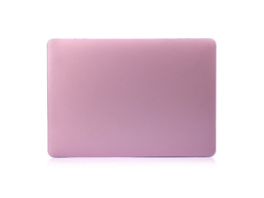 MacBook 12 inch Cover Hard Case (Paars)