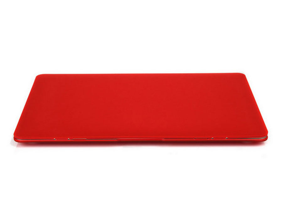 MacBook 12 inch Cover Hard Case (Rood)