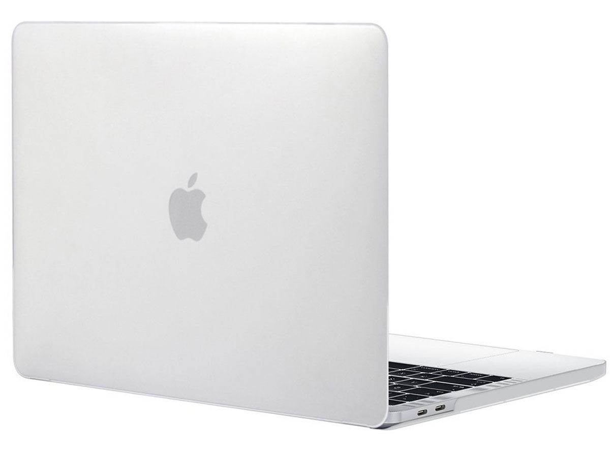 MacBook Pro 13 inch (USB-C) Hoesje Case - Transparant