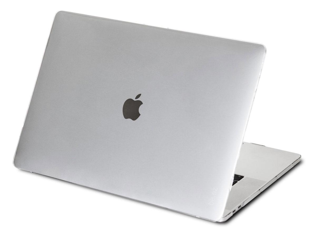 "Be-ez La Crystal Cover - MacBook Pro 15"" (USB-C) Case Transparant"