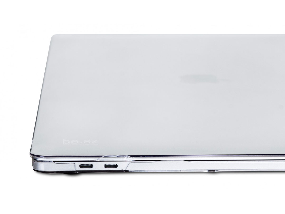 Be-ez La Crystal Cover Clear - MacBook Air 13 inch Case