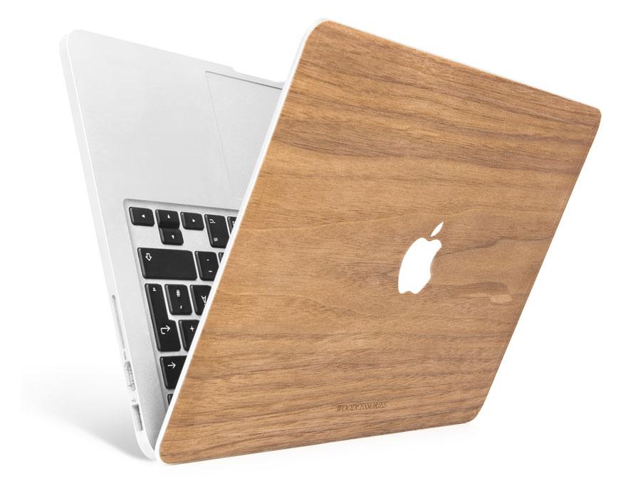 Woodcessories ecoskin walnut macbook pro 15 retina - Model bibliotheek houten ...