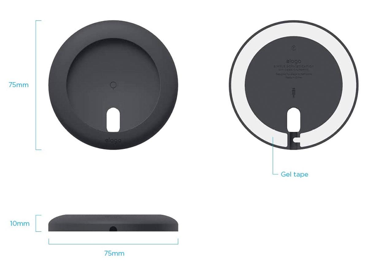 Elago Charging Pad voor MagSafe - Zwart