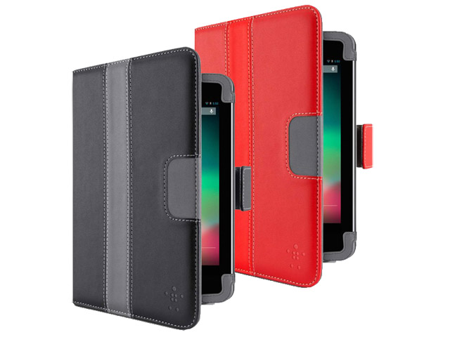Belkin Cinema Stripe Folio Case met Stand voor Asus Google Nexus 7