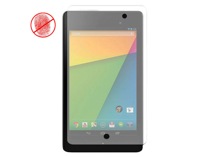 Asus Google Nexus 7 2 Matte Anti-Fingerprint Screen Protector