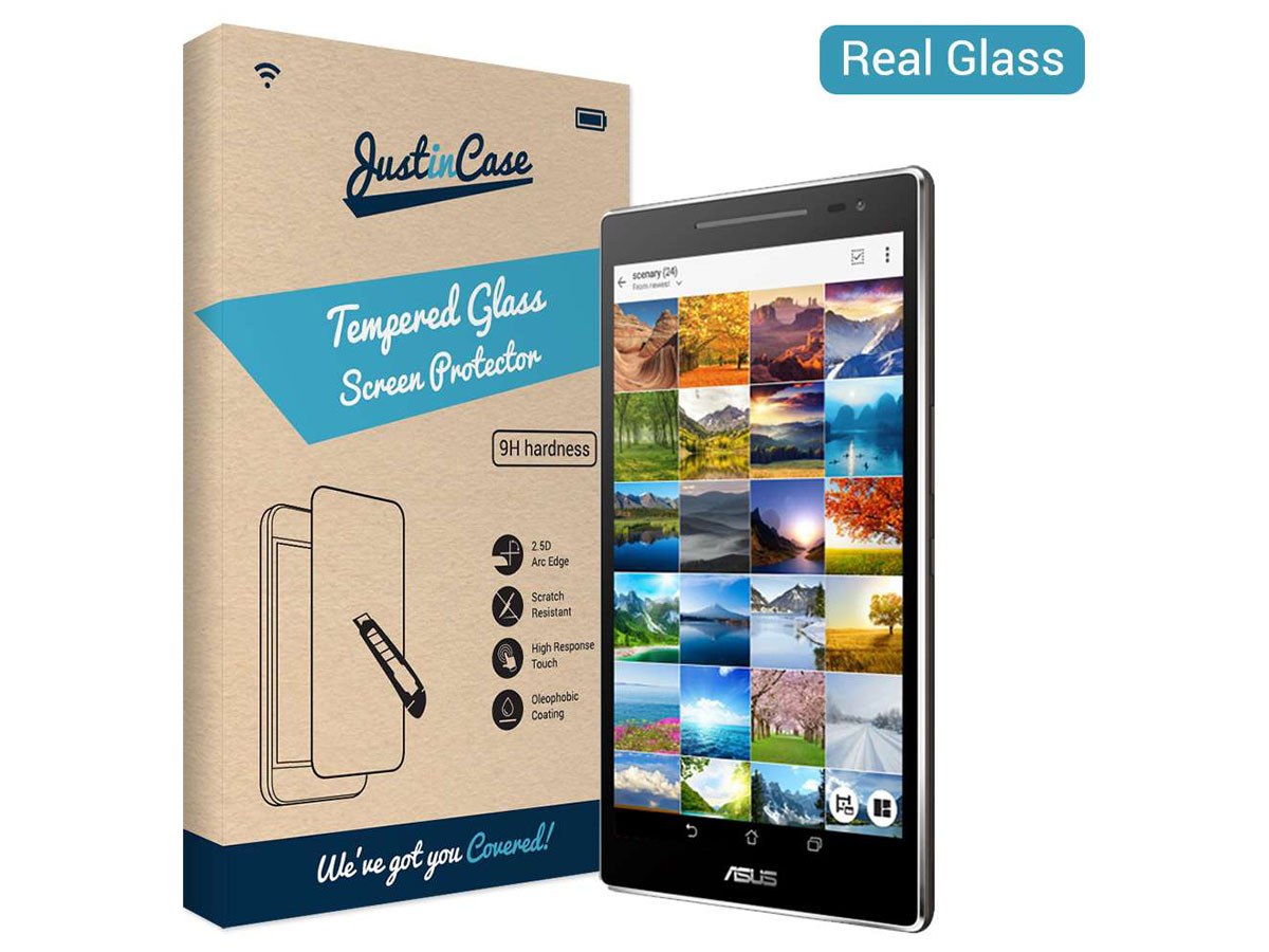 Asus ZenPad 8.0 (Z380M) Screen Protector Tempered Glass