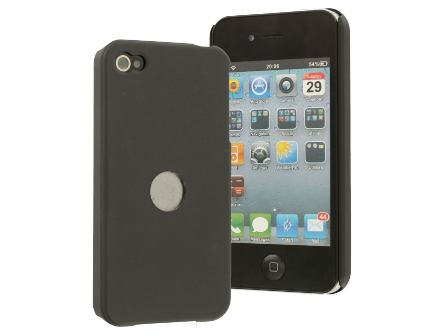 Brandsen Support Systems Magnetische Autohouder iPhone 4/4S