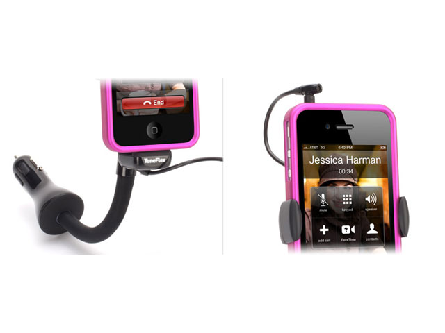 Griffin Tuneflex Aux Handsfree Autohouder voor iPod/iPhone