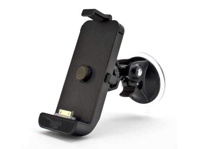 iGrip Charging Dock Autohouder en Lader voor iPod en iPhone