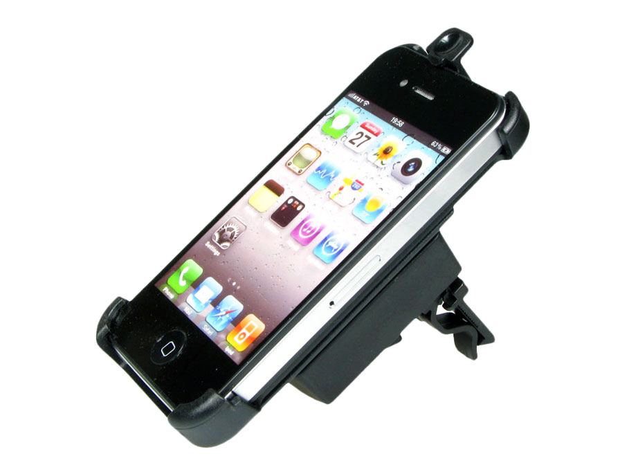 iGrip PerfectFit Vent Kit Autohouder voor iPhone 4/4S
