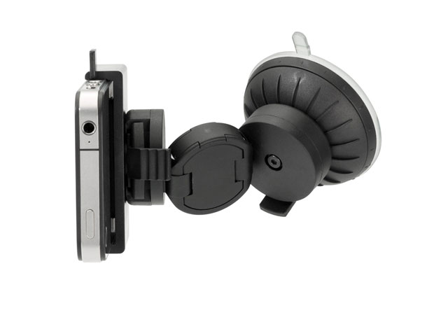 Just Mobile Xtand Go Autohouder voor iPhone 4/4S en iPhone 5/5S (EOL)