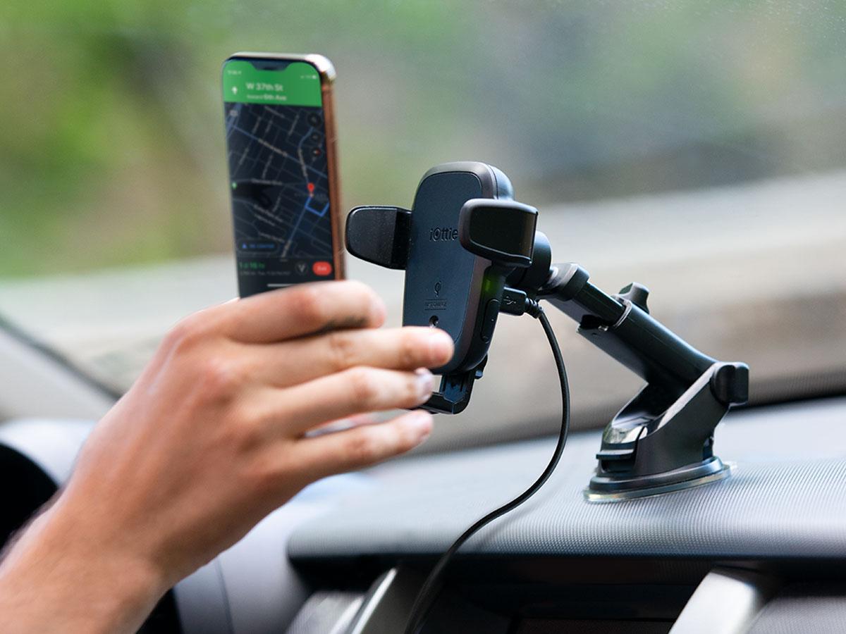 iOttie Auto Sense Dash - Sensor Autohouder met Draadloze Oplader