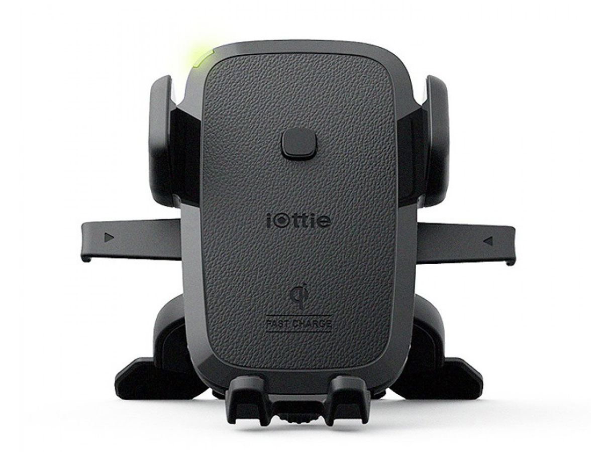iOttie Easy One Touch Wireless CD-Slot Autohouder QI oplader