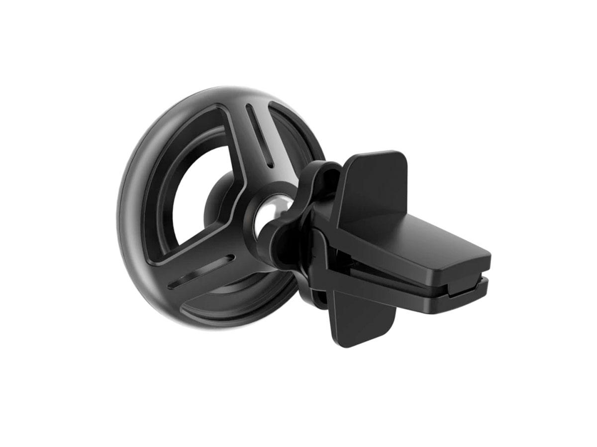 SwitchEasy MagMount Vent Mount Zwart - MagSafe compatible Autohouder