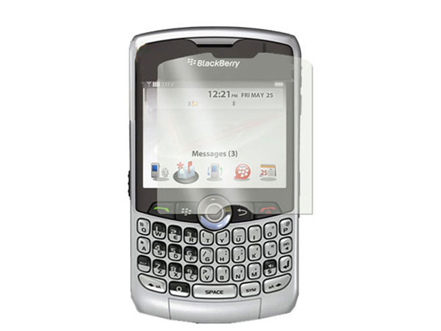 Blackberry Curve 8310 Screenprotector