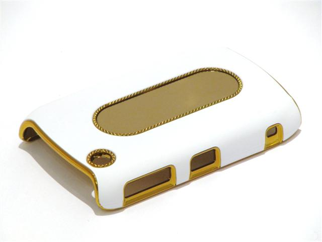 Beauty Gold Case Hoes Blackberry Curve 8520/9300