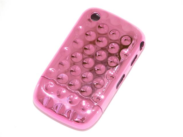 Bubble Slider Case Hoes Blackberry Curve 8520/9300