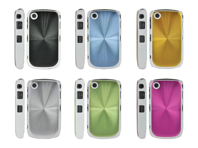 Disc Series Metal Case Hoes Blackberry 8520/9300