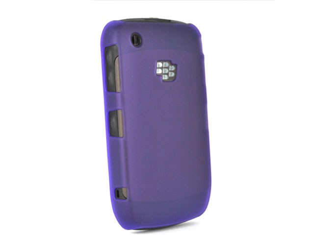 Frosted Back Case Hoes Blackberry Curve 8520/9300