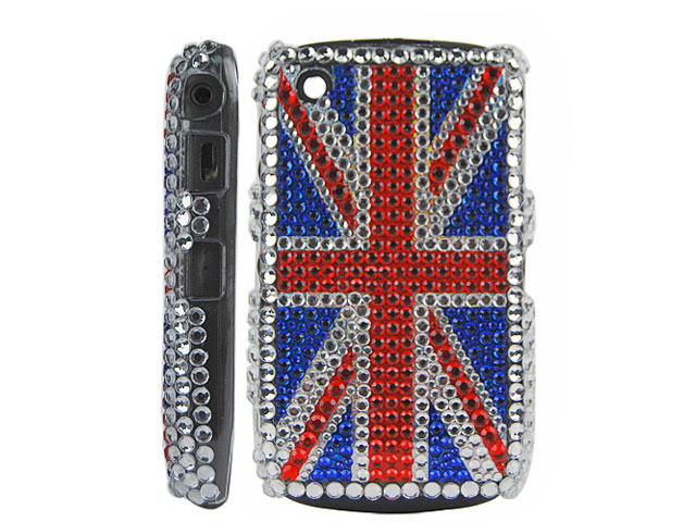 Great Brittain Diamond Case Blackberry 8520/9300