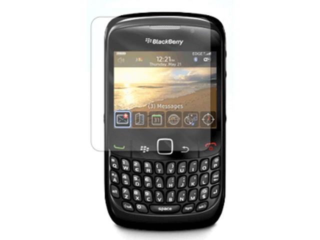 Blackberry 8520/9300 UltraClear Screenprotector