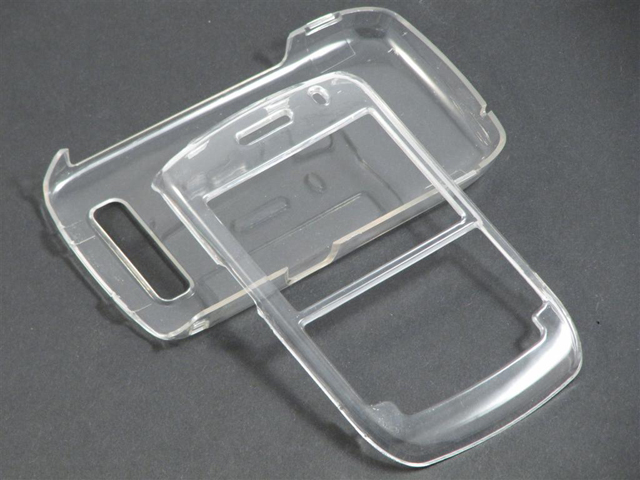 Crystal Case voor Blackberry Curve 8900