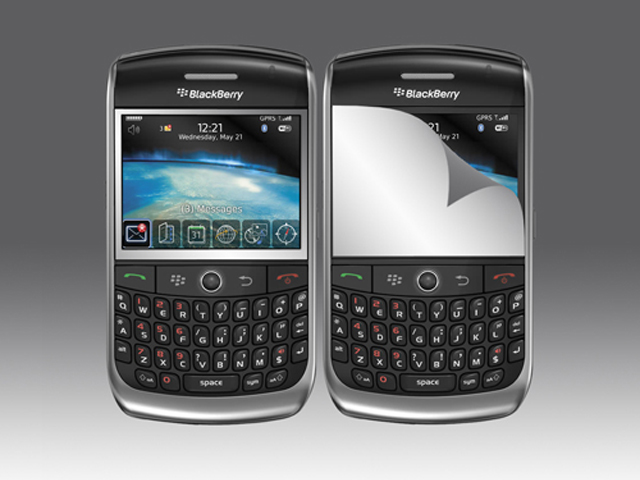 Blackberry Curve 8900 Mirror Screenprotector