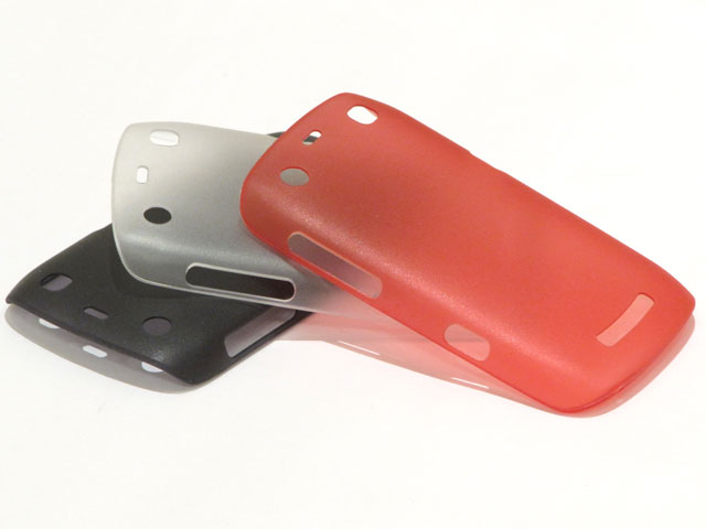 0.5mm World's Thinnest Case voor Blackberry Curve 9360