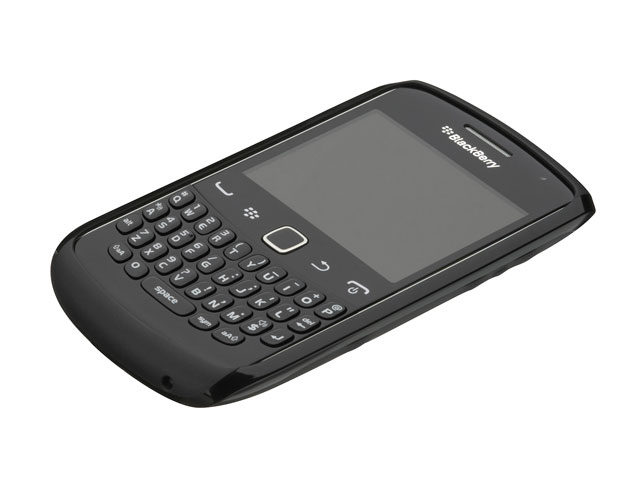 2-pack Originele Blackberry Soft Shell Curve 9360