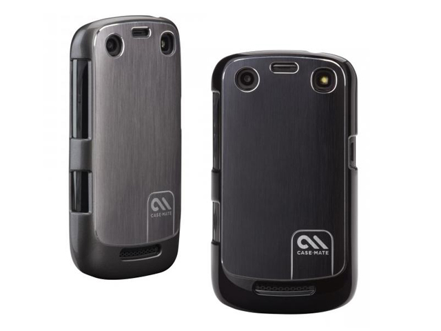 Case-Mate Barely There Brushed Alu Blackberry Curve 9360
