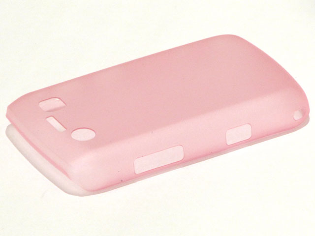 0.5mm World's Thinnest Case voor Blackberry Bold 9700/9780