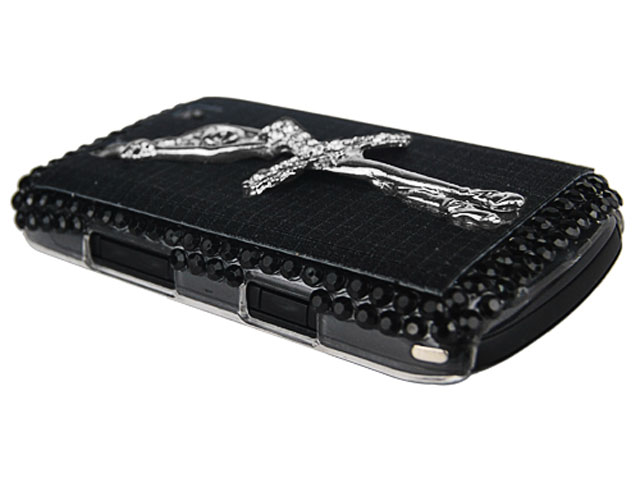 Ballerina Diamond Case voor Blackberry Bold 9700/9780