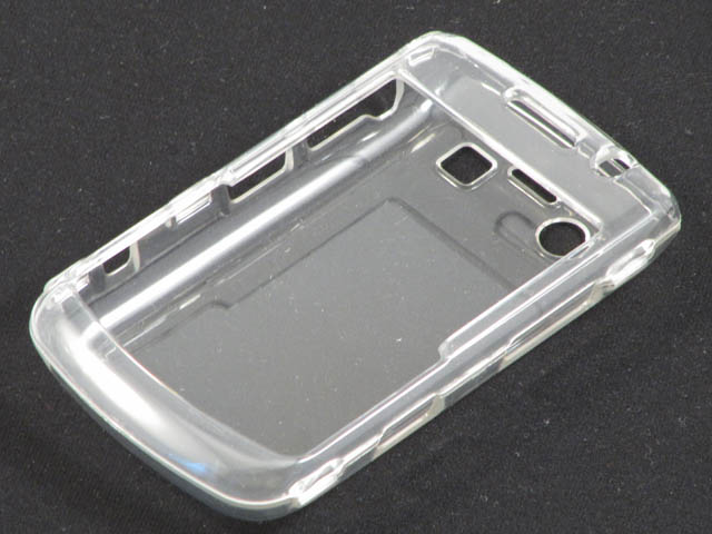 Crystal Case Hoes voor Blackberry Bold 9700/9780