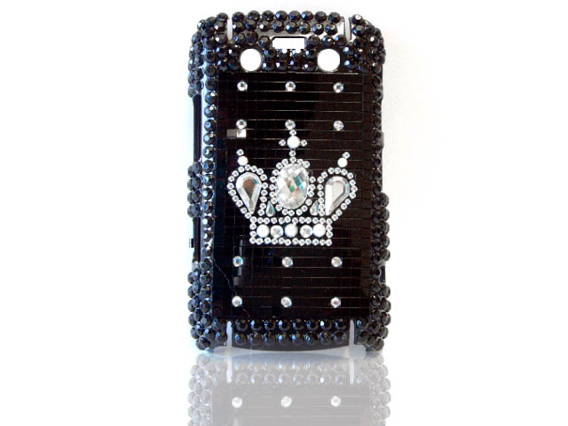 Diamond Crown Back Case Blackberry Bold 9700/9780