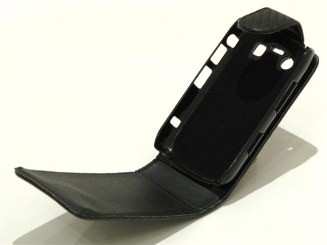 Carbon Flip Case Hoes Blackberry Bold 9700/9780