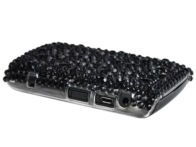 Black Pearl Diamond Case Blackberry Bold 9700/9780
