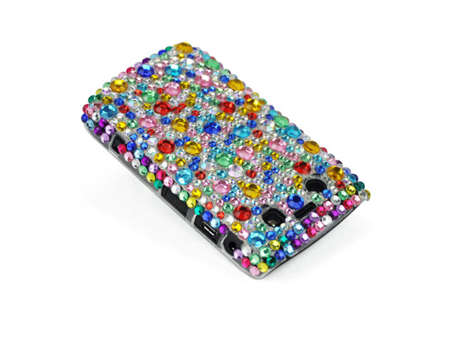 Confetti Diamond Back Case Blackberry 9700/9780