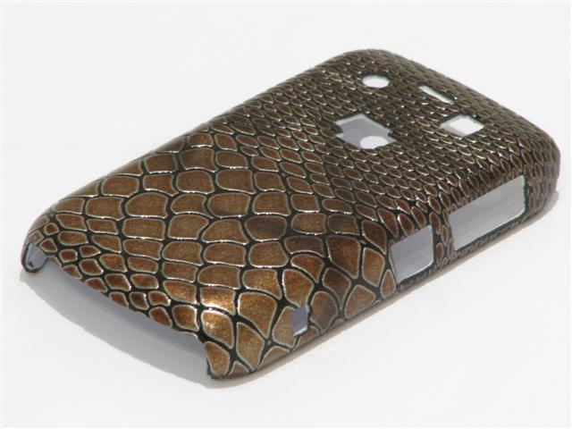Crocodile Back Case Hoes Blackberry Bold 9700/9780
