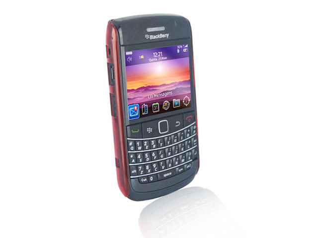 Crystal Clear Case voor Blackberry Bold 9700/9780