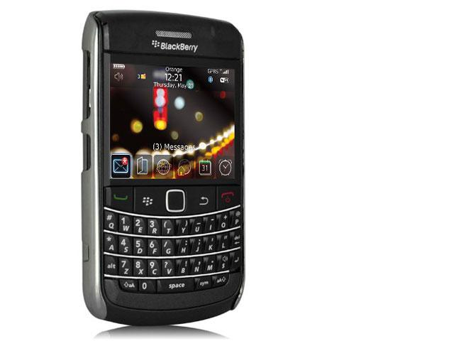 Deluxe Ruit Back Case Hoes Blackberry Bold 9700/9780