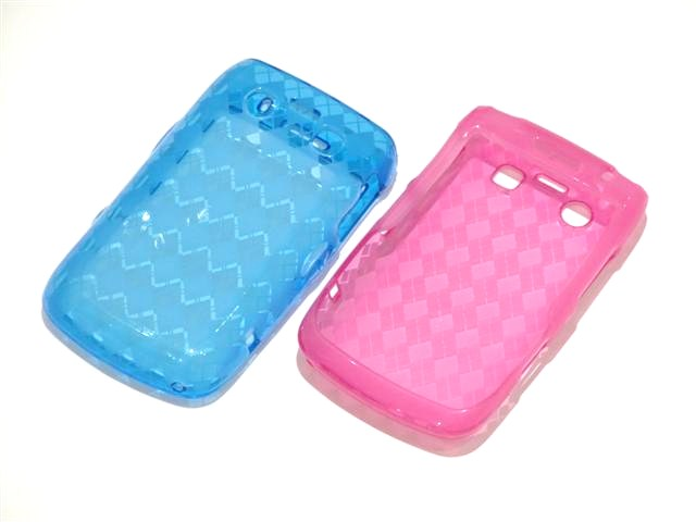 Argyle TPU Case Hoes Blackberry Bold 9700/9780
