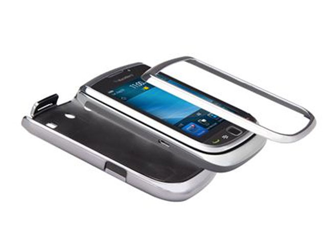 Case-Mate BarelyThere Chrome Blackberry Torch 9800/9810