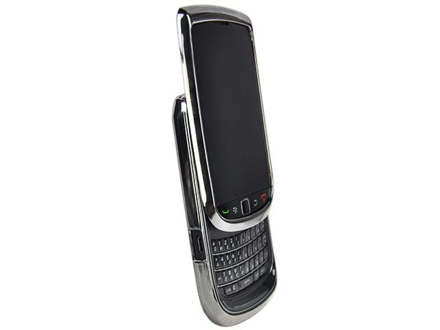 Eclectic Back Case Hoes Blackberry Torch 9800