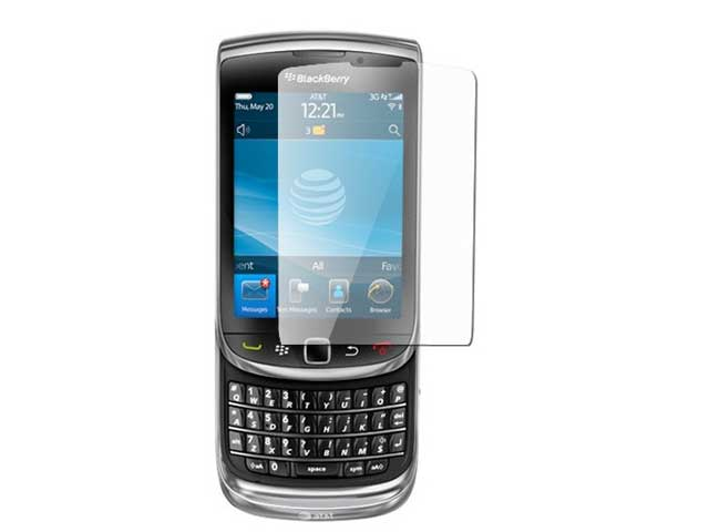 Blackberry Torch 9800 Matte Screenprotector
