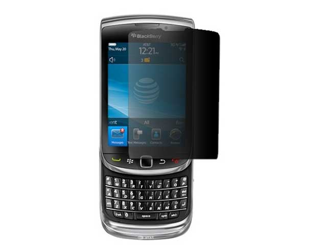 Blackberry Torch 9800 Privacy Screenprotector