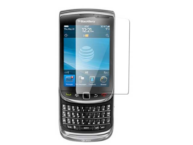 Blackberry Torch 9800 Screenprotector
