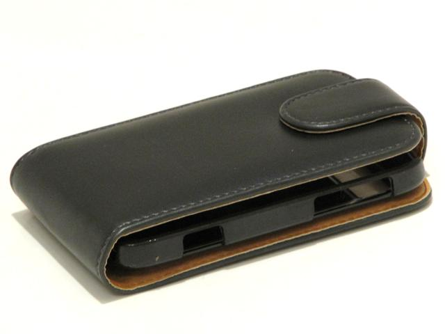 Classic Leather Case voor Blackberry Bold 9900
