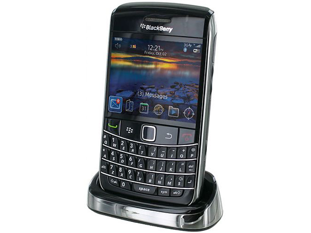 Blackberry Charging Pod voor Bold 9700/9780
